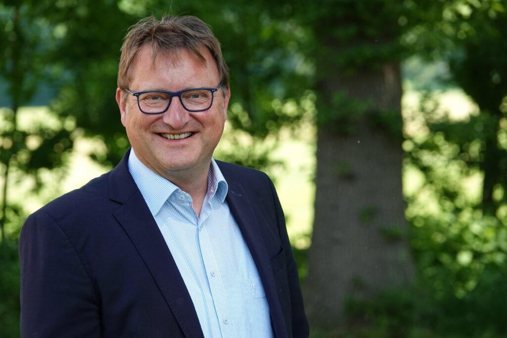 Dirk Hagen Umweltauschussvorsitzender